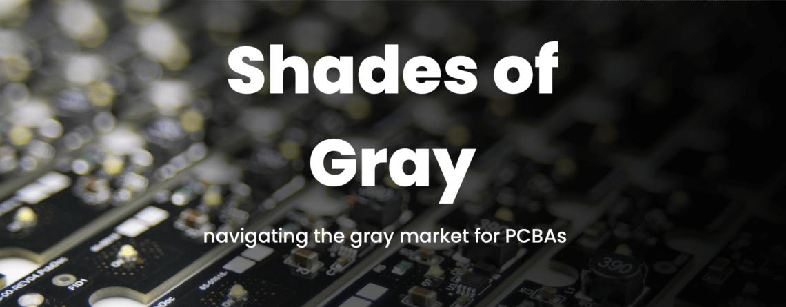 Shades of Gray Header Image